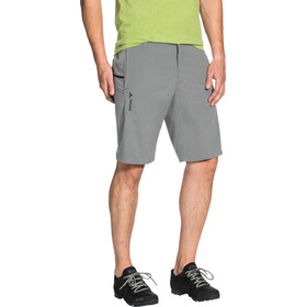 VAUDE Cyclist II Shorts Men pewter grey